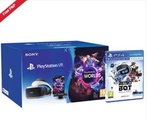 PlayStation VR + Firewall Zero Hours or Astro Bot £179.86 @ ShopTo eBay