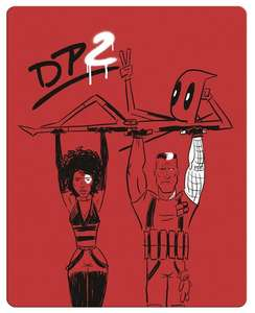 Deadpool 2 (hmv exclusive) 4K Steelbook - now £19.99! @ HMV