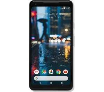 GOOGLE Pixel 2 XL - 64 GB, Just Black With code PUMPKINS