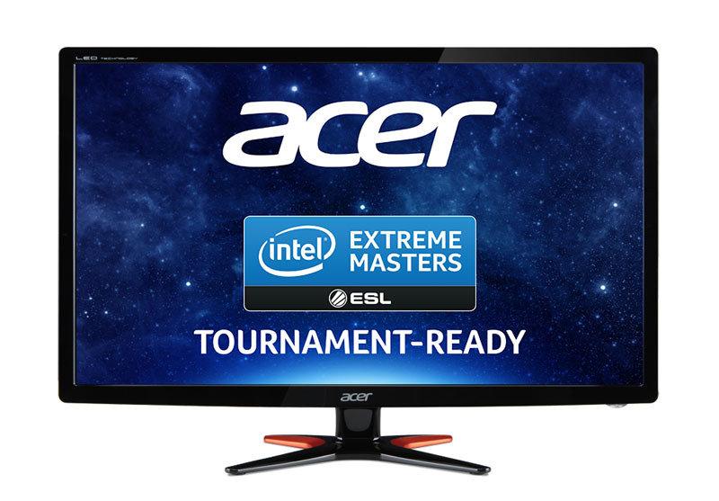 144Hz Acer Predator gaming monitor GN246HL £129.98 @ Ebuyer