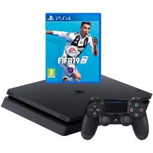 Sony PlayStation PS4 with FIFA 19 500GB @ebay Ao.com