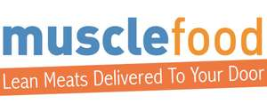 £10 off first order at Musclefood