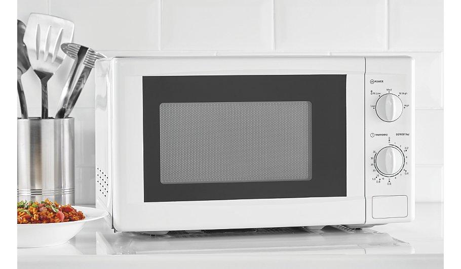 ASDA George Home white microwave £17.50 (Tunbridge Wells- maybe not national)