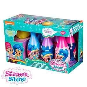 Shimmer & Shine Bowling Set £4.99 @ Home Bargains