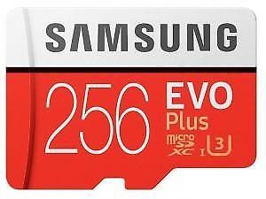 256GB Samsung EVO Plus Micro SD SDXC U3 | £58.49 @ Picstop Ebay