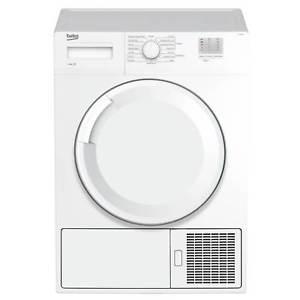 Beko DTGC8000W B 8kg Condenser Tumble Dryer £186.30 With Code (Co-op on eBay)