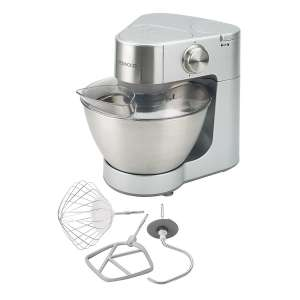 Kenwood KM240SI 900W Stand Mixer with 4.3L Stainless Steel Bowl & 3 Attachments £88.20 w/code @ Hughes eBay