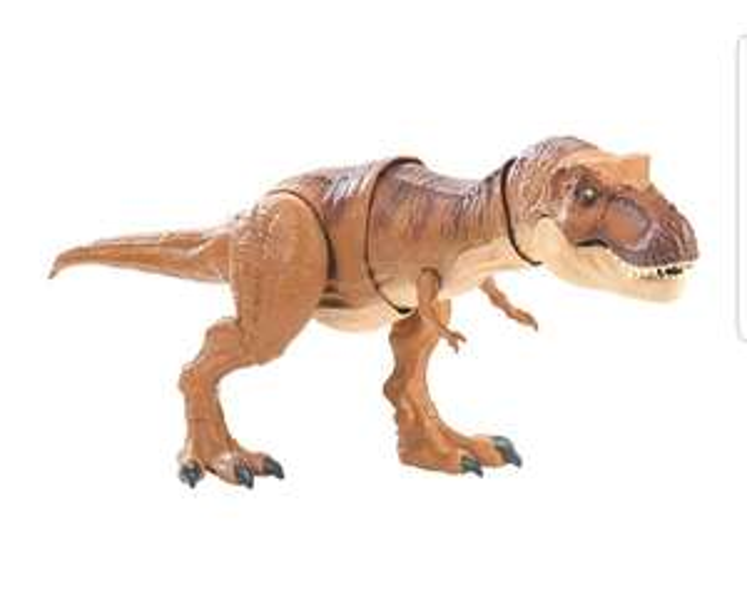 Jurassic World Thrash'n Throw Tyrannosaurus Rex Figure £30.99 Amazon