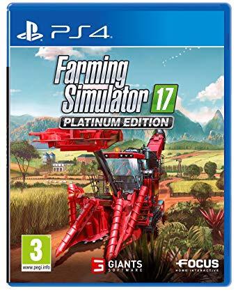 Farming Simulator 17 Platinum PS4 & XBOX C&C ONLY - £14.99 @ Smyths