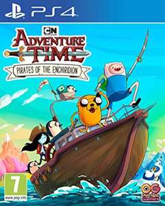 Adventure Time: Pirates Of The Enchiridion PS4 & XBOX home delivery & C&C £19.99 @ Smyths