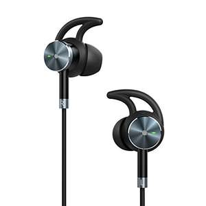 Active Noise Cancelling Headphones, TaoTroics ANC Wired Earphones with 15 Hours Playtime £24.99 Delivered @ Amazon / SVT