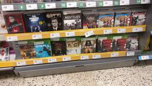 Morrisons Bestsellers, XBOX 360 and PS3 games for £5 and £7 - In Store Only