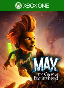 Max: The Curse of Brotherhood XBOX ONE free with GWG @ Microsoft Store Japan