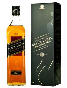 Johnnie Walker Black Label £20 Asda