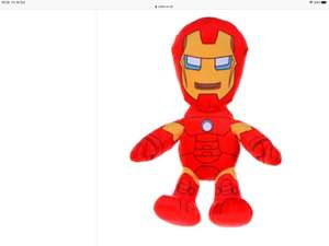Marvel Iron man Extra large plush toy £7.99 @ Zoom