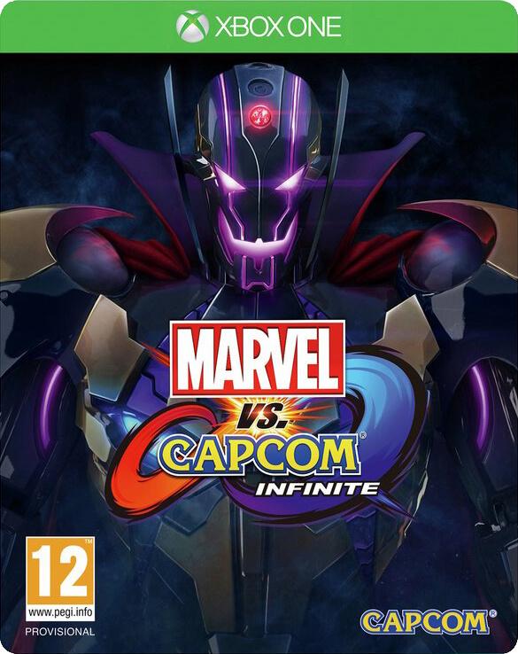 Marvel vs. Capcom: Infinite Deluxe Edition Steelbook (Xbox One & PS4) £20.98 @ Zavvi