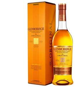 Glenmorangie The Original 10 Year Old Single Malt Scotch Whisky £25 @ Amazon
