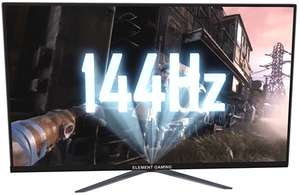£20 off Element Gaming Monitor Orders at ebuyer w/code EG20