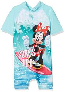 Disney Girl's Minnie Mouse Base Layer amazon add on item.free click and collect. £2.06