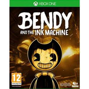 BENDY AND THE INK MACHINE Xbox One/PS4 £16.95 Delivered @ TGC