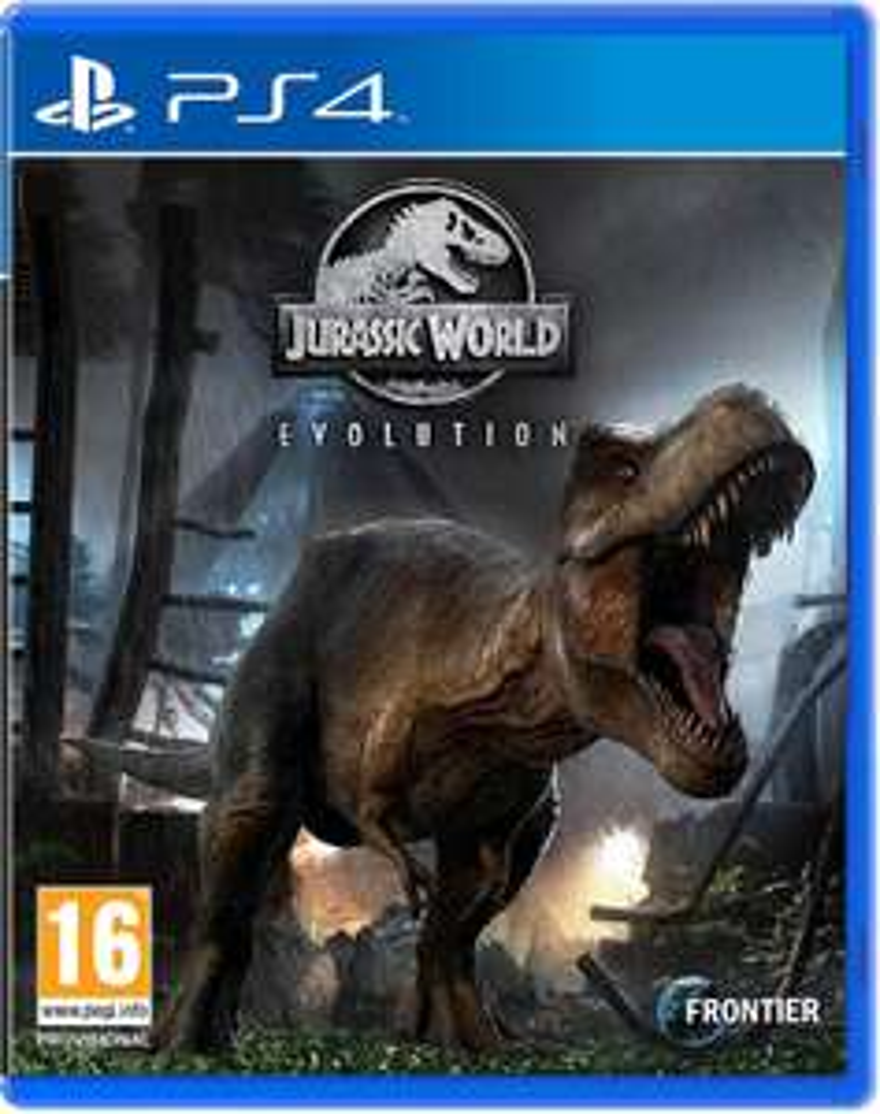 Jurassic World Evolution (PS4) £36.99 @ Zavvi