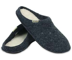 Crocs Mens/Womens Classic Slippers Was £24.99 Now £18.74 delivered using code @ Crocs