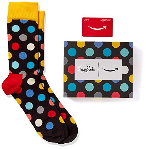 Free Happy Socks when you buy Amazon gift card (£100)