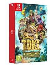 Toki Collector's Edition (Nintendo Switch) £35.85 delivered @ Base - see description