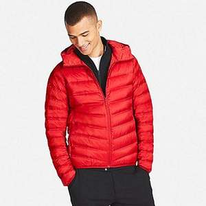 MEN ULTRA LIGHT DOWN JACKET for £29.90 at Uniqlo (C&C)