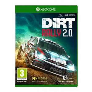 DIRT RALLY 2.0 Xbox one/PS4 Pre-order £37.95 delivered @ TGC