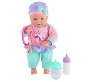 Chad Valley Babies to Love Wiggle Doll £10 @ Argos