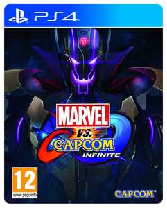 Marvel Vs Capcom Infinite: Steelbook Deluxe Edition (PS4) £19.99 delivered @ Coolshop