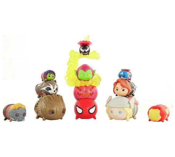 Marvel Tsum Tsum Figures Pack £3.99 @ Argos