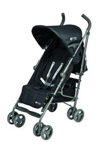 Red Kite Push Me Quatro Stroller (Black) - £49.90 @ Amazon