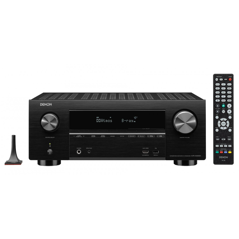 Denon AVR-X3500H 7.2 Channel AV Receiver £809 @ PeterTyson