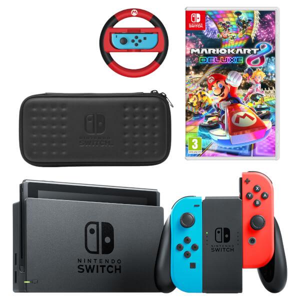 Nintendo switch Mario kart bundle £329.99 @ Nintendo