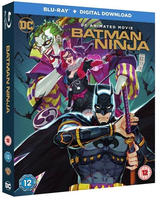 Batman Ninja (Blu-ray & Digital Download) £6.99 @ HMV [Anime]