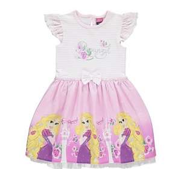 Disney princess Rapunzel dress £10 free c+c @ Asda