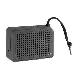 Hawaii 2.0 Wireless Speaker Travel Pack – Black @ Kitsound £13.99