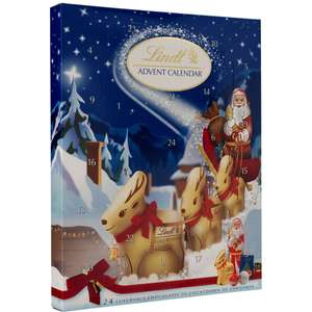 Lindt Milk Advent Calendar 160g at Wilko - £6 (free C&C)