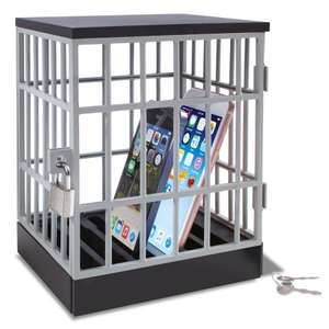 Mobile Phone Jail Cell - £7.99 plus 3 for 2 at Robert Dyas (free C&C)