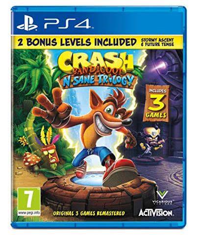 Crash Bandicoot N.Sane Trilogy 2.0 (PS4) £19.85 delivered @ Base