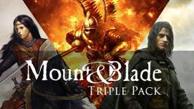 Mount & Blade Triple Pack - £2.99 @ GMG