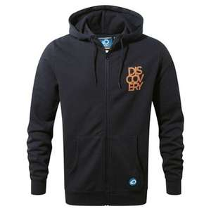 Craghoppers - Black discovery adventures hooded jacket for £24 Free C&C w/c @ Debenhams