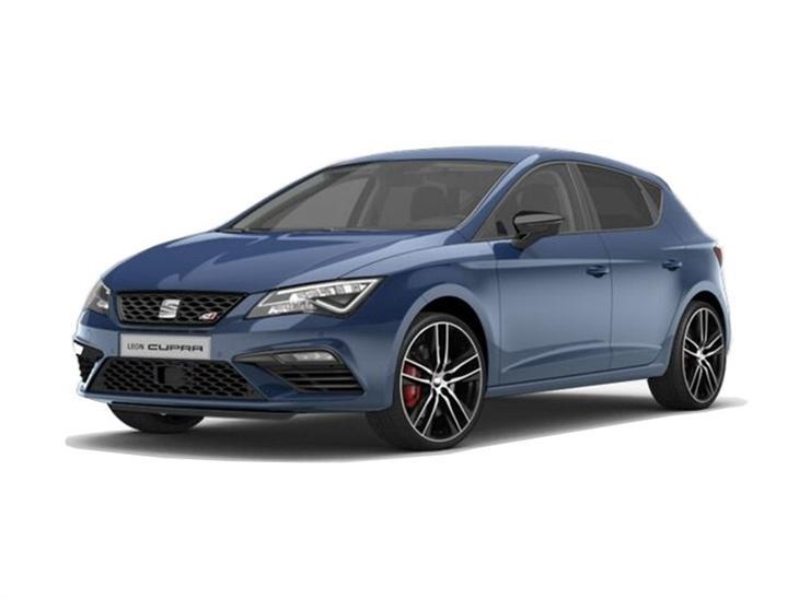 Seat Leon Hatchback 2.0 TSI 290 Cupra (EZ) 5dr DSG 10,000 miles Annual Mileage 24M £8199.36 @ CVL