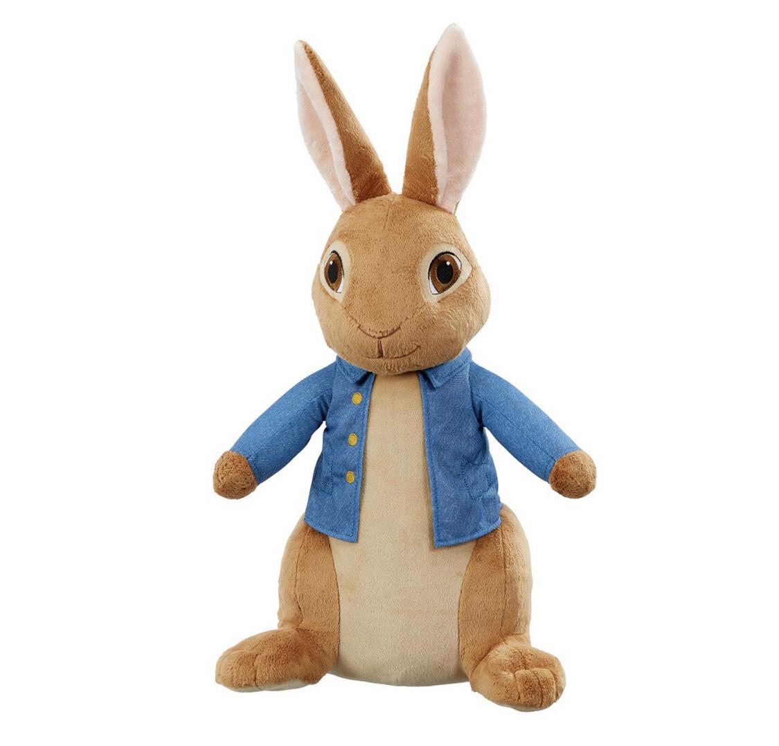 Peter Rabbit SuperSize Plush at Debenhams for £15