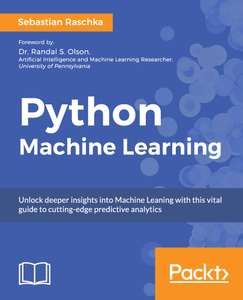 Free Python Machine Learning eBook @ Packtpub