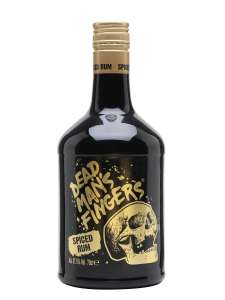 Dead Man's Fingers Spiced Rum at Asda for £16