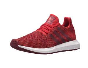 adidas Originals Swift Run Trainers Red size 7.5, 8, 9 now £39.99 @ M&M Direct p&p £4.99 or Free with Premier