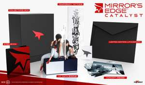 Mirrors Edge Figurine (NO SOFTWARE) £14.99 @ Game